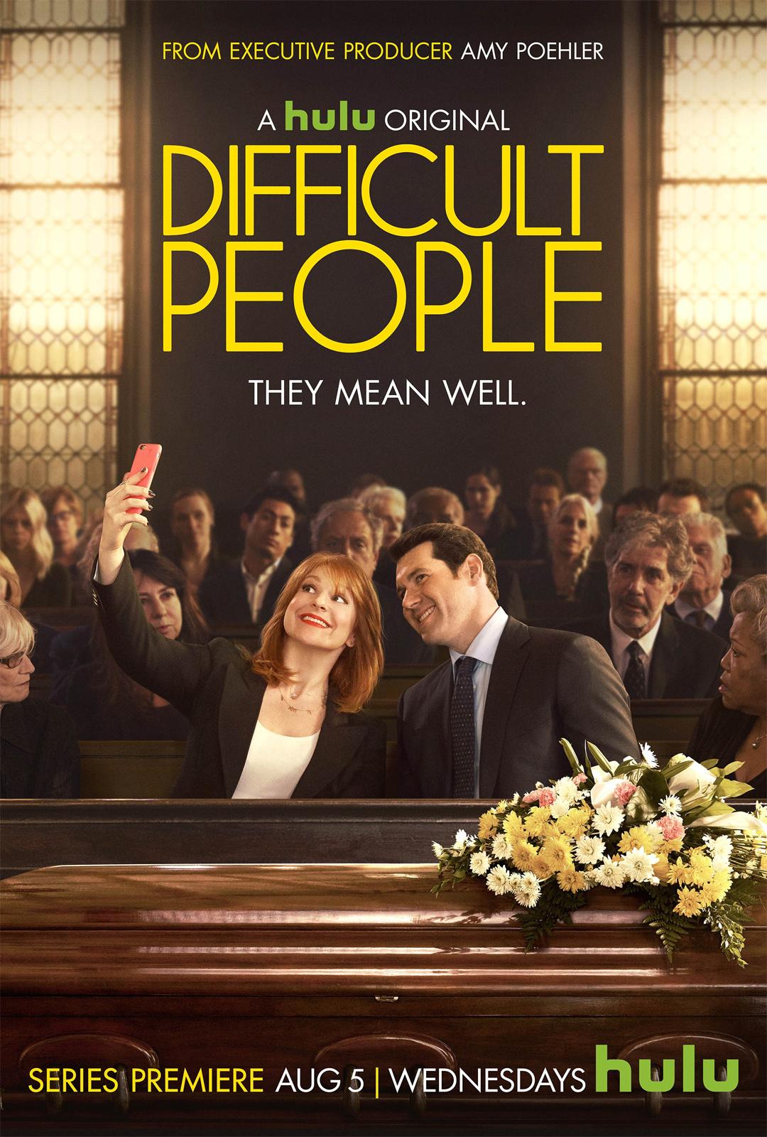 Affiche de la série Difficult People
