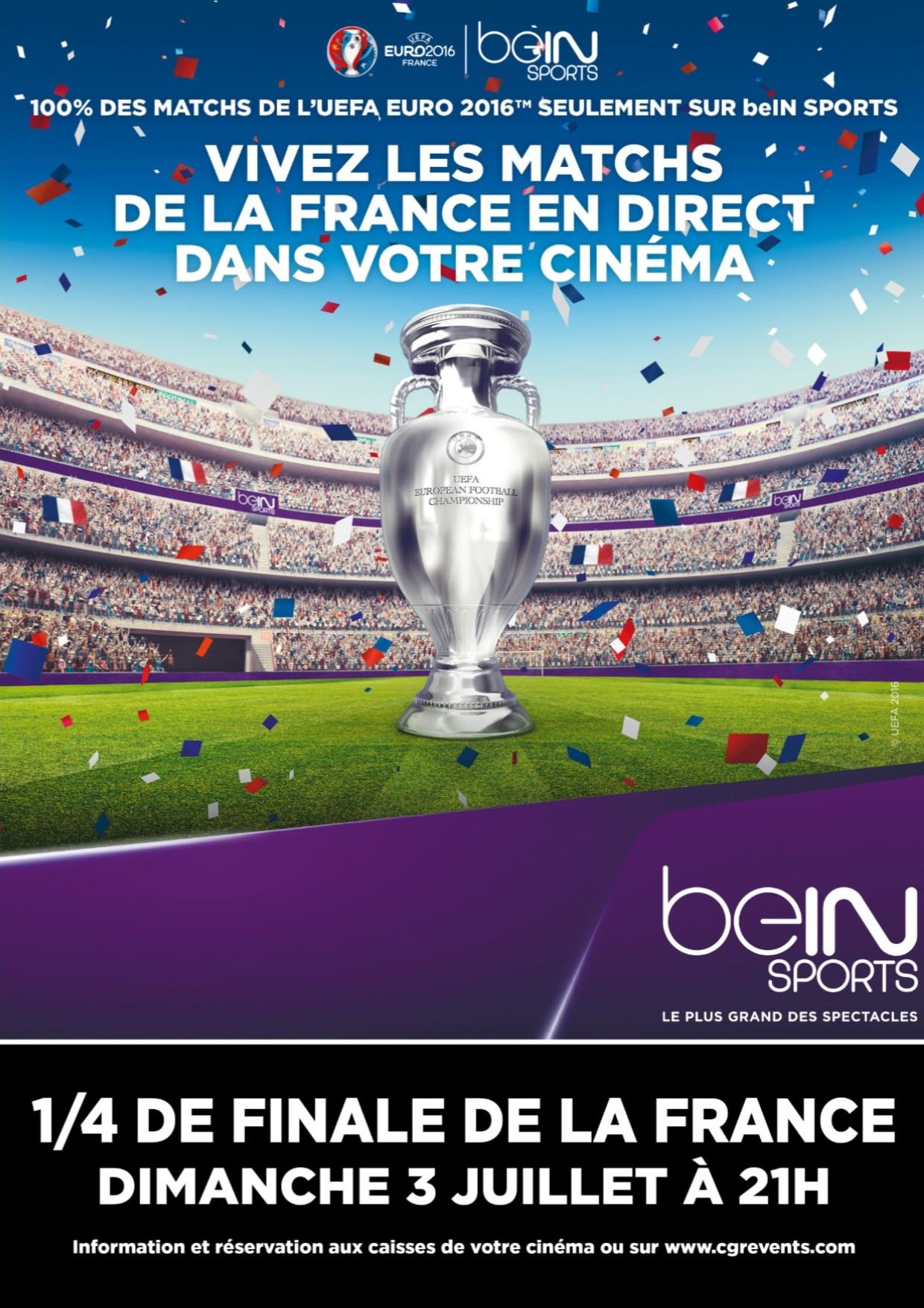 Télécharger Euro 2016 : 1/4 de Finale (CGR Events) VF TUREFRENCH Uptobox