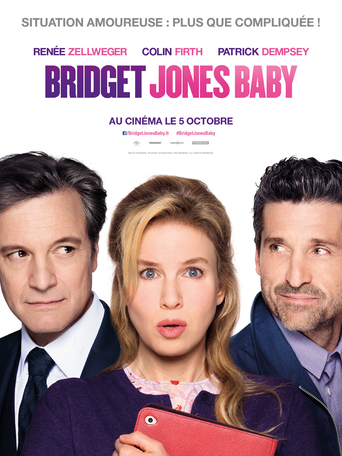 Achat Bridget Jones Baby en DVD - AlloCiné