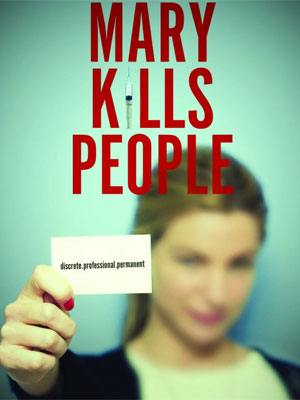 Affiche de la série Mary Kills People