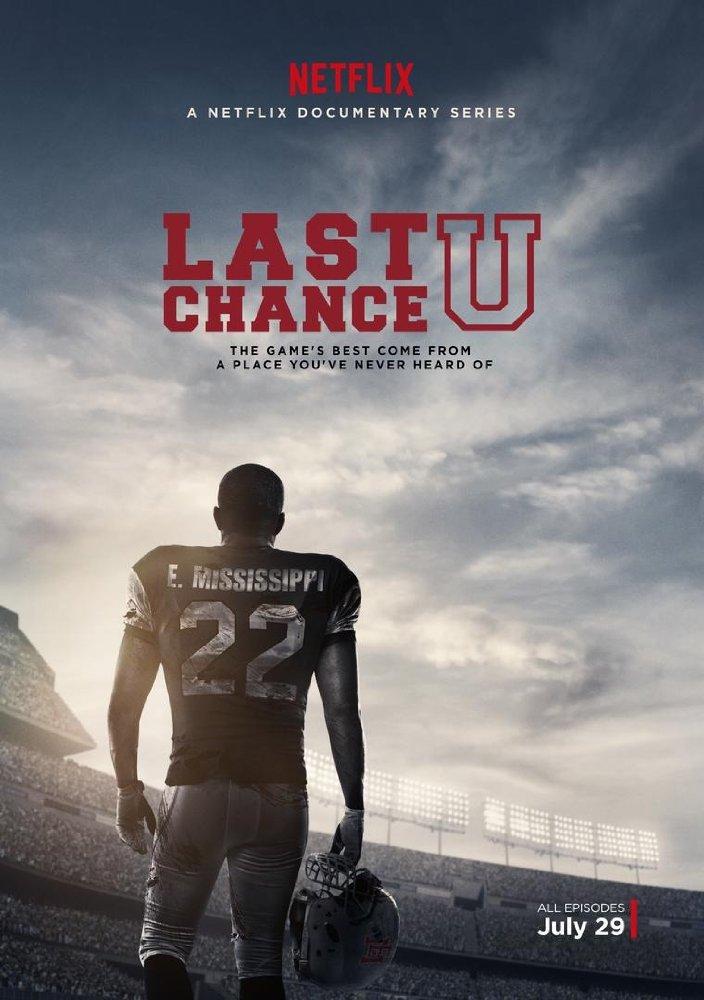 Affiche de la série Last Chance U