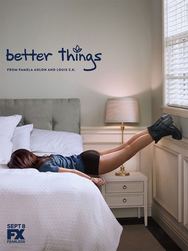 Affiche de la série Better Things