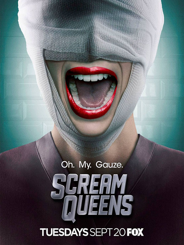 Affiche de la série Scream Queens