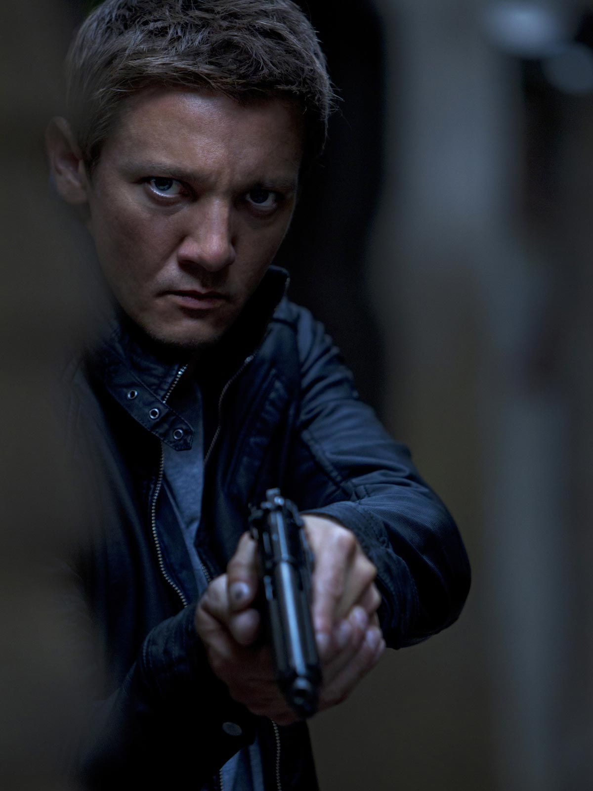 Untitled Bourne Sequel with Jeremy Renner (Bourne 6)