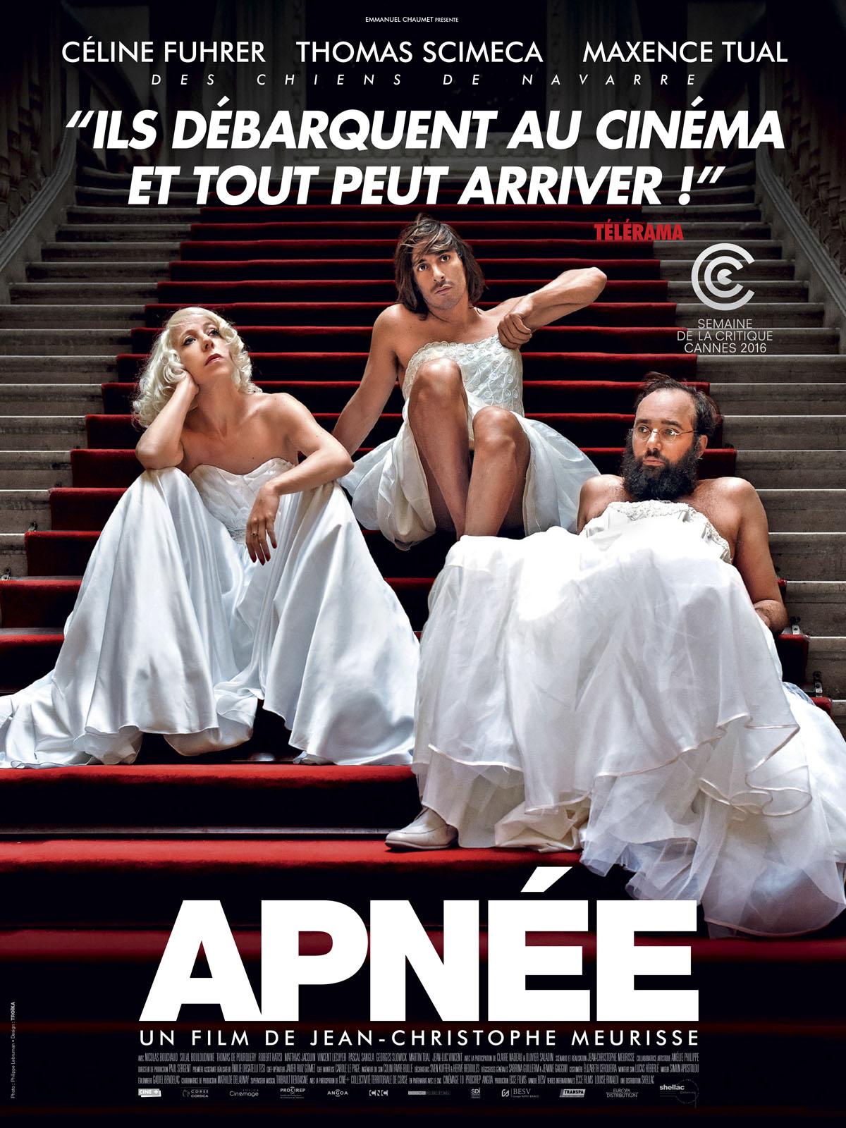 Apnée - film 2016 - AlloCiné