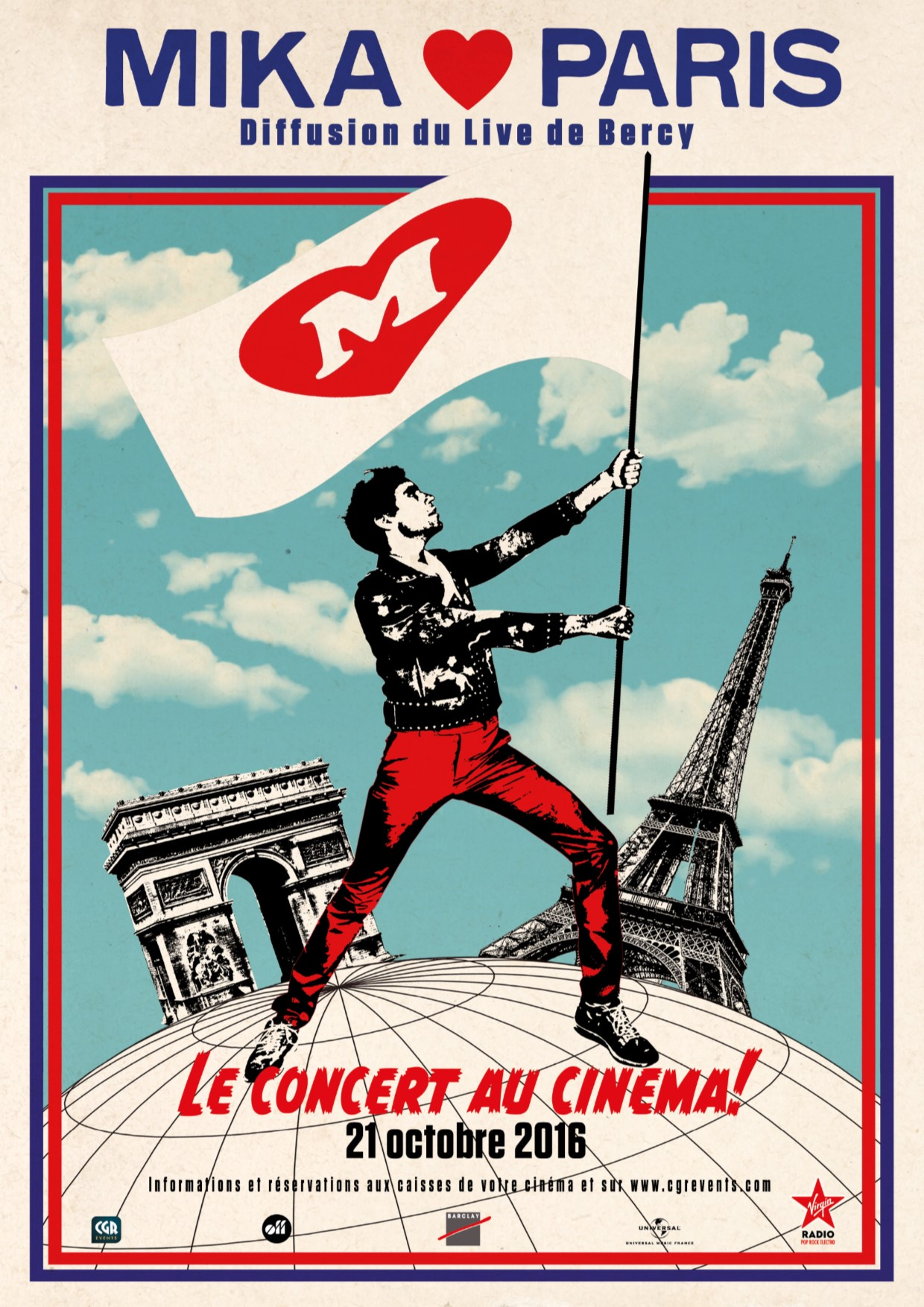 Télécharger Concert Mika Love Paris (CGR Events) VF Complet Uploaded