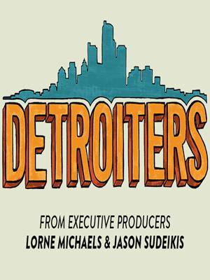 Affiche de la série Detroiters