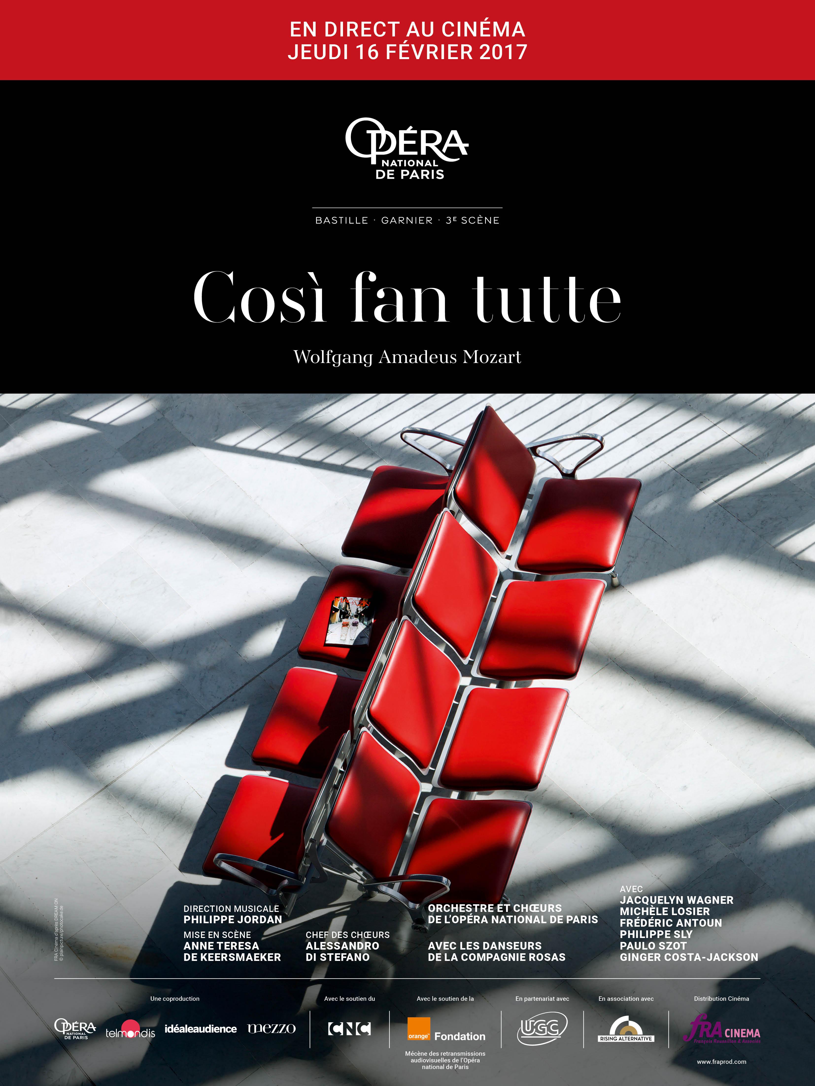 Télécharger Cosi Fan Tutte (UGC VIVA L'OPERA-FRA CINEMA) HD DVDRIP Uploaded