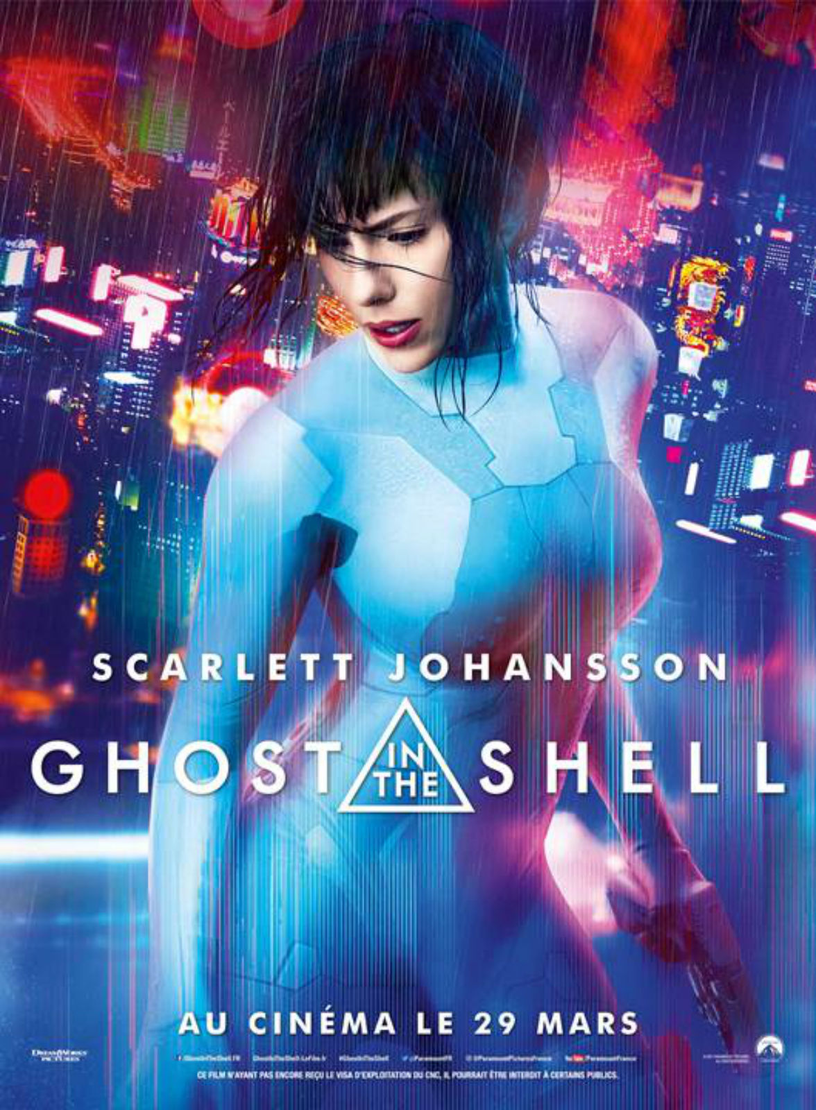 Ghost In The Shell The New Movie Stream German