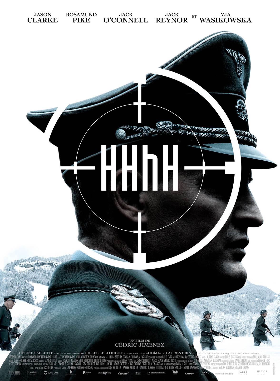 Télécharger HHhH HDLight 720p HD