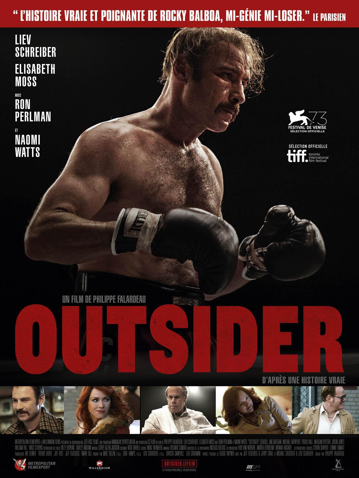 Télécharger Outsider DVDRIP VF