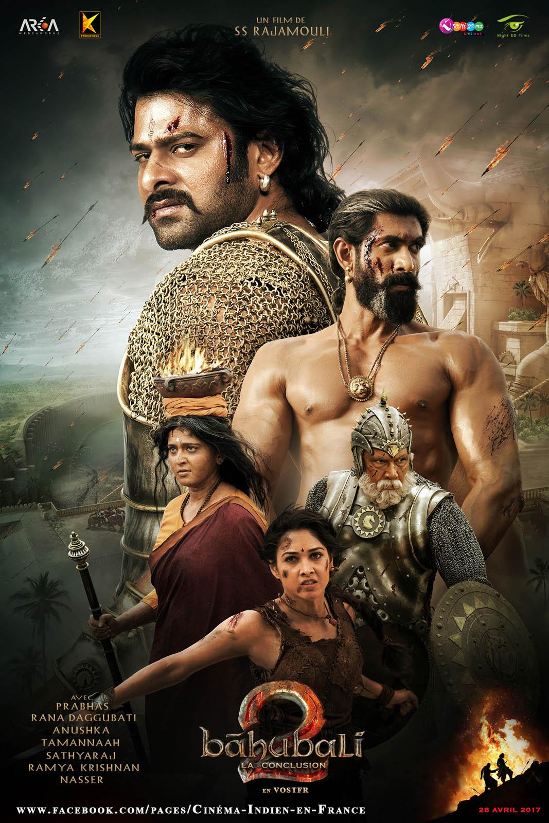 Télécharger Baahubali 2 : La Conclusion Gratuit DVDRIP
