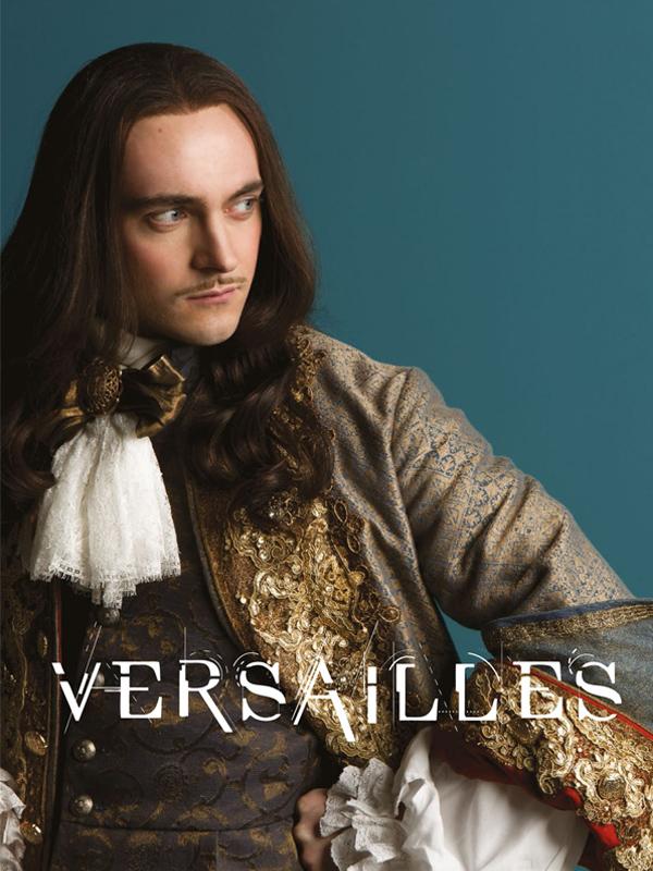 Affiche de la série Versailles