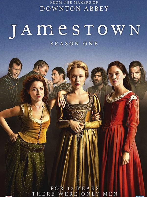 Affiche de la série Jamestown