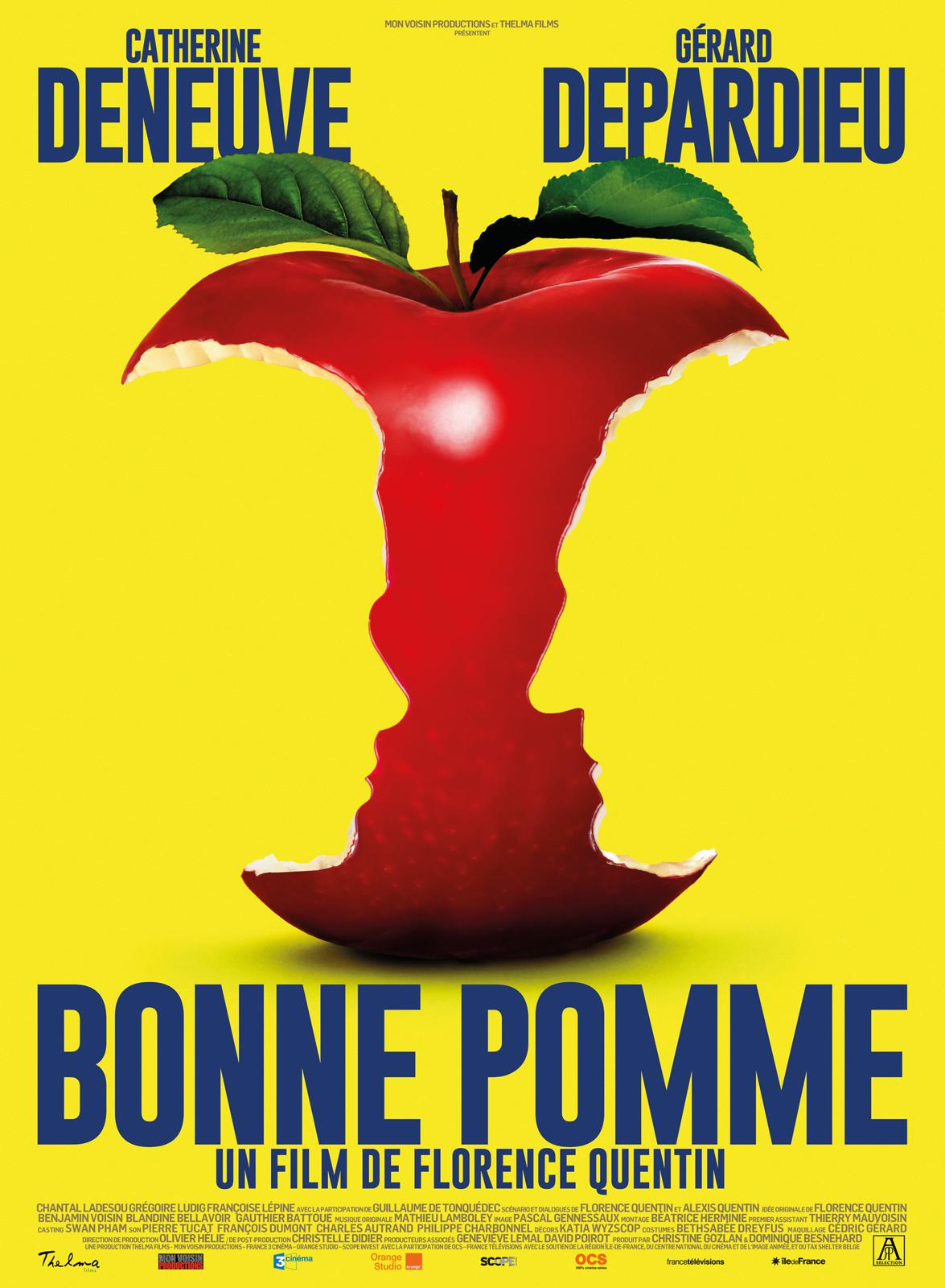 AfficheBonne pomme