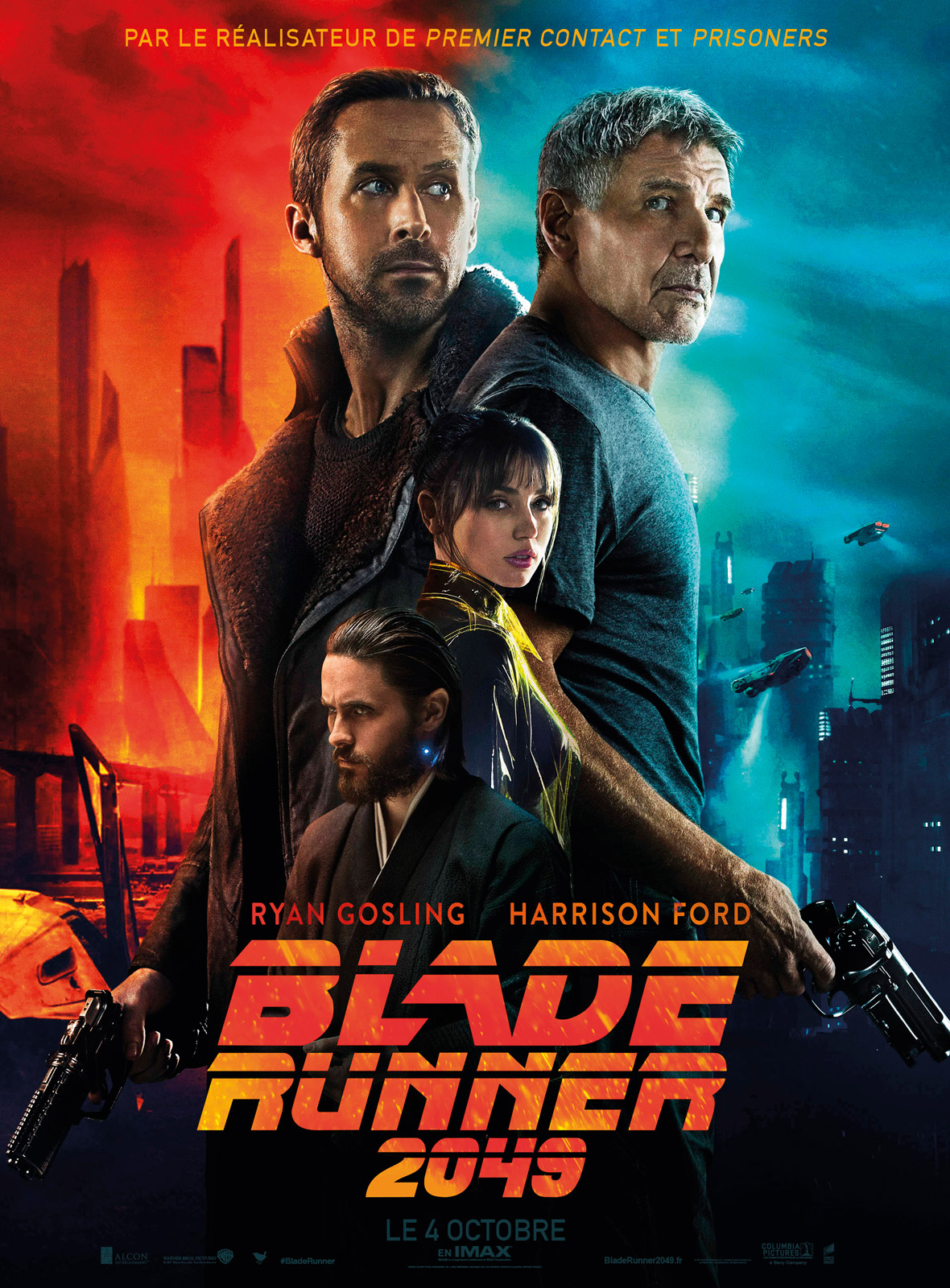 Achat Blade Runner 2049 en Blu Ray - AlloCiné