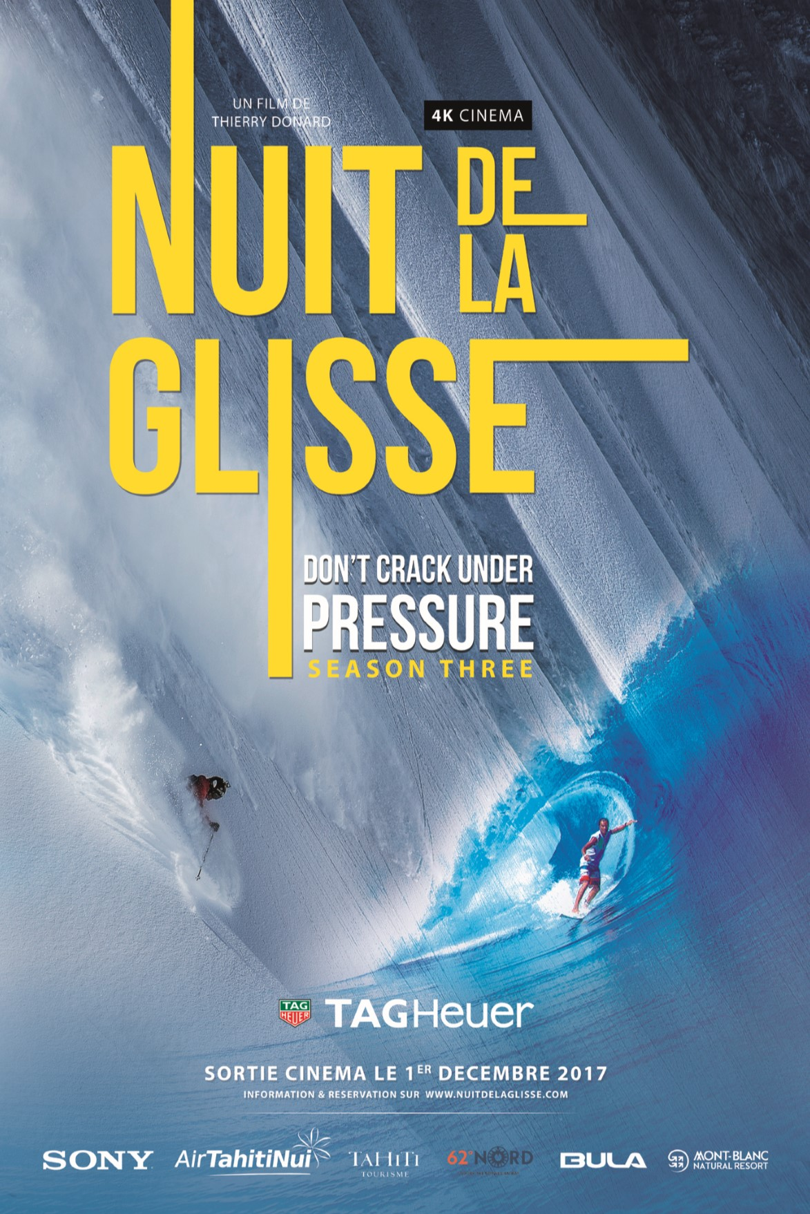 Télécharger LA NUIT DE LA GLISSE Don't Crack Under Pressure season three TRUEFRENCH VF Uptobox