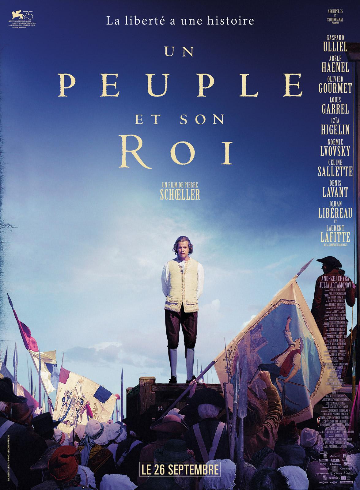 [好雷] 法國大革命 Un peuple et son roi (2018 法國片)