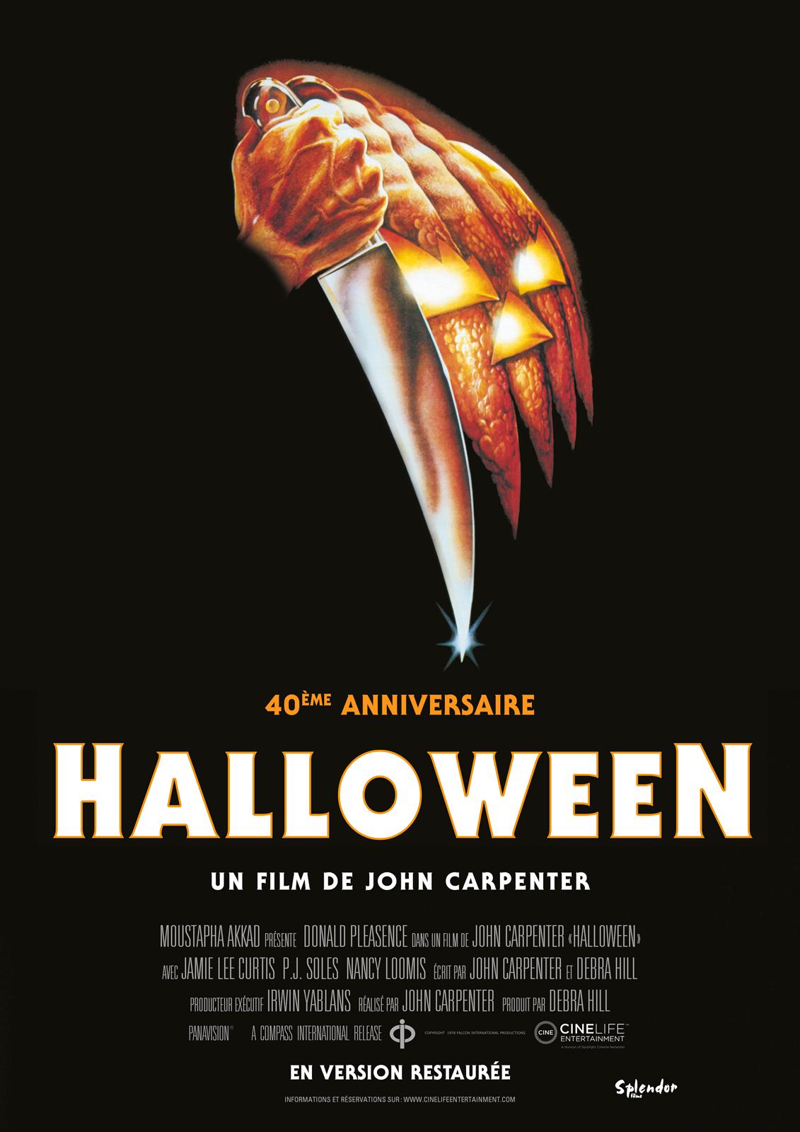 Halloween 9 Bande Annonce.Achat Halloween La Nuit Des Masques En Blu Ray Allocine