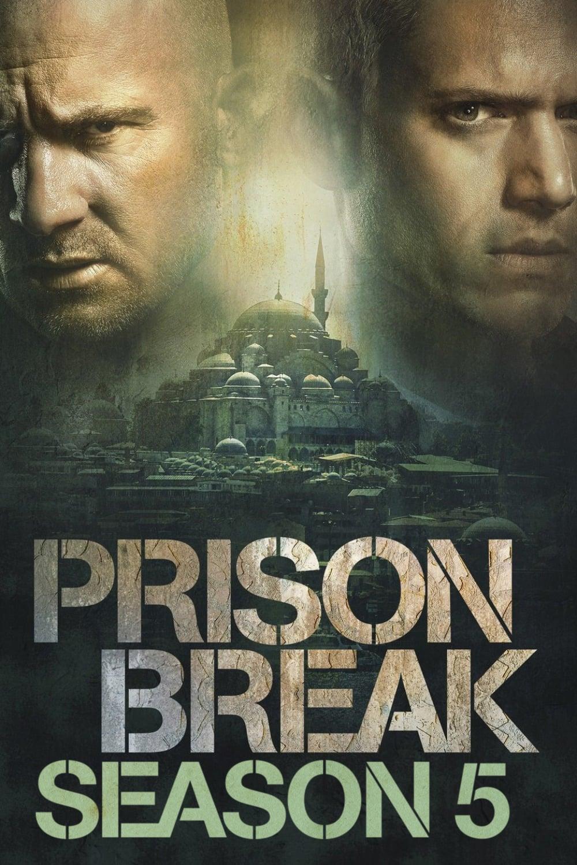 Prison Break Season 5 Streaming