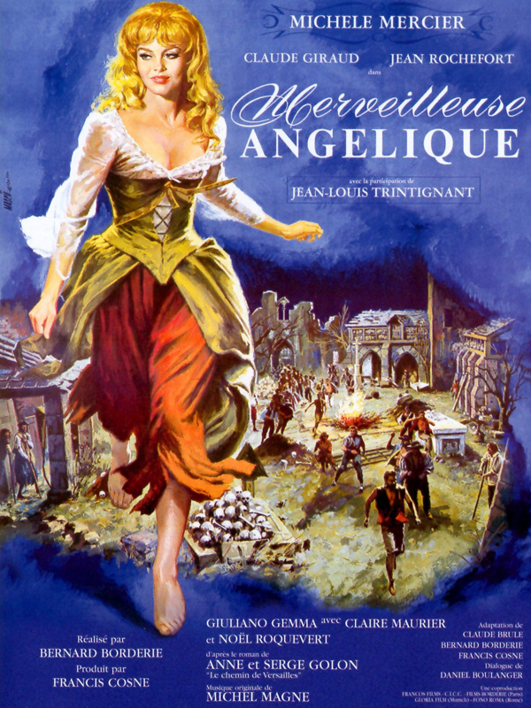 Télécharger Merveilleuse Angélique Complet DVDRIP Uptobox