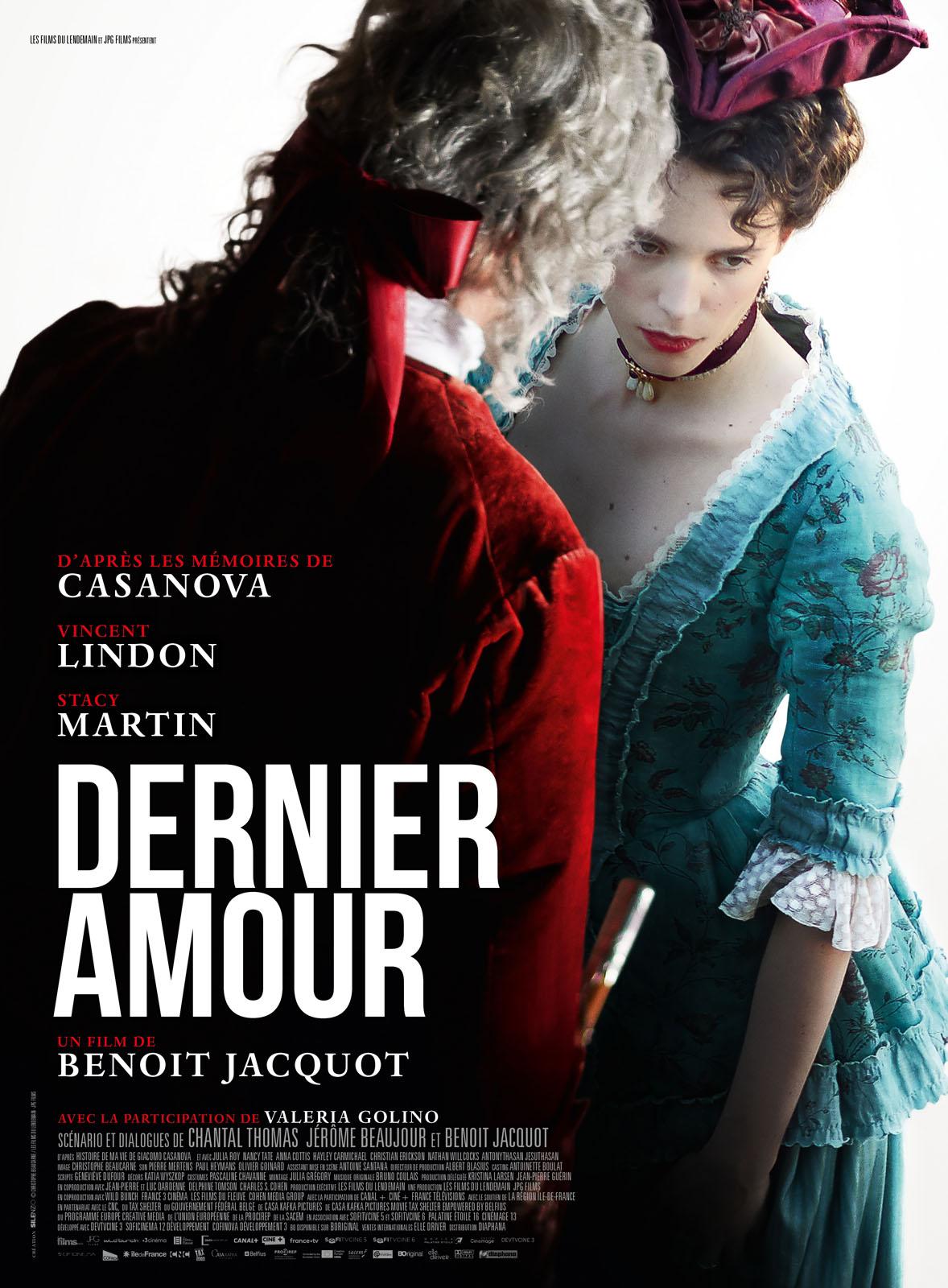 [好雷] 卡薩諾瓦的情人 Dernier amour