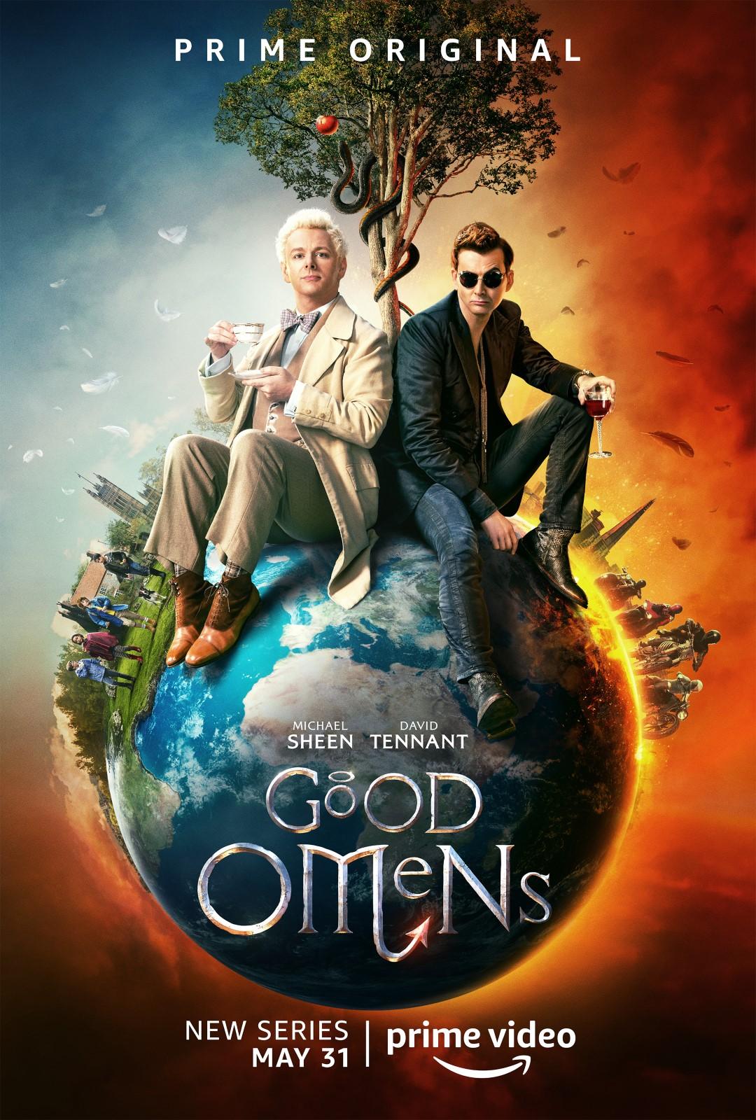 Good Omens - Série TV 2019 - AlloCiné