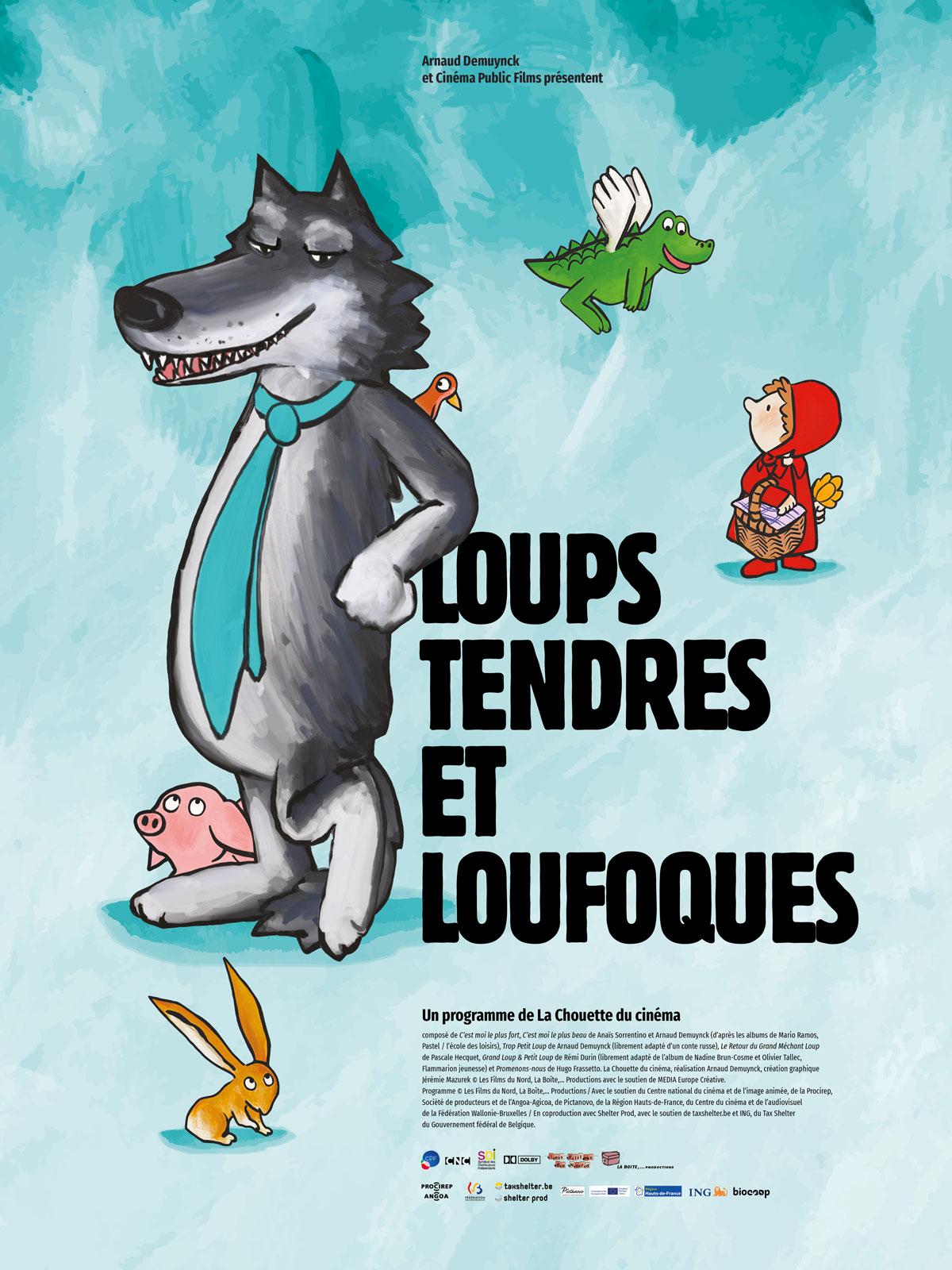 """Résultat de recherche d'images pour """"loups tendres et loufoques"""""""