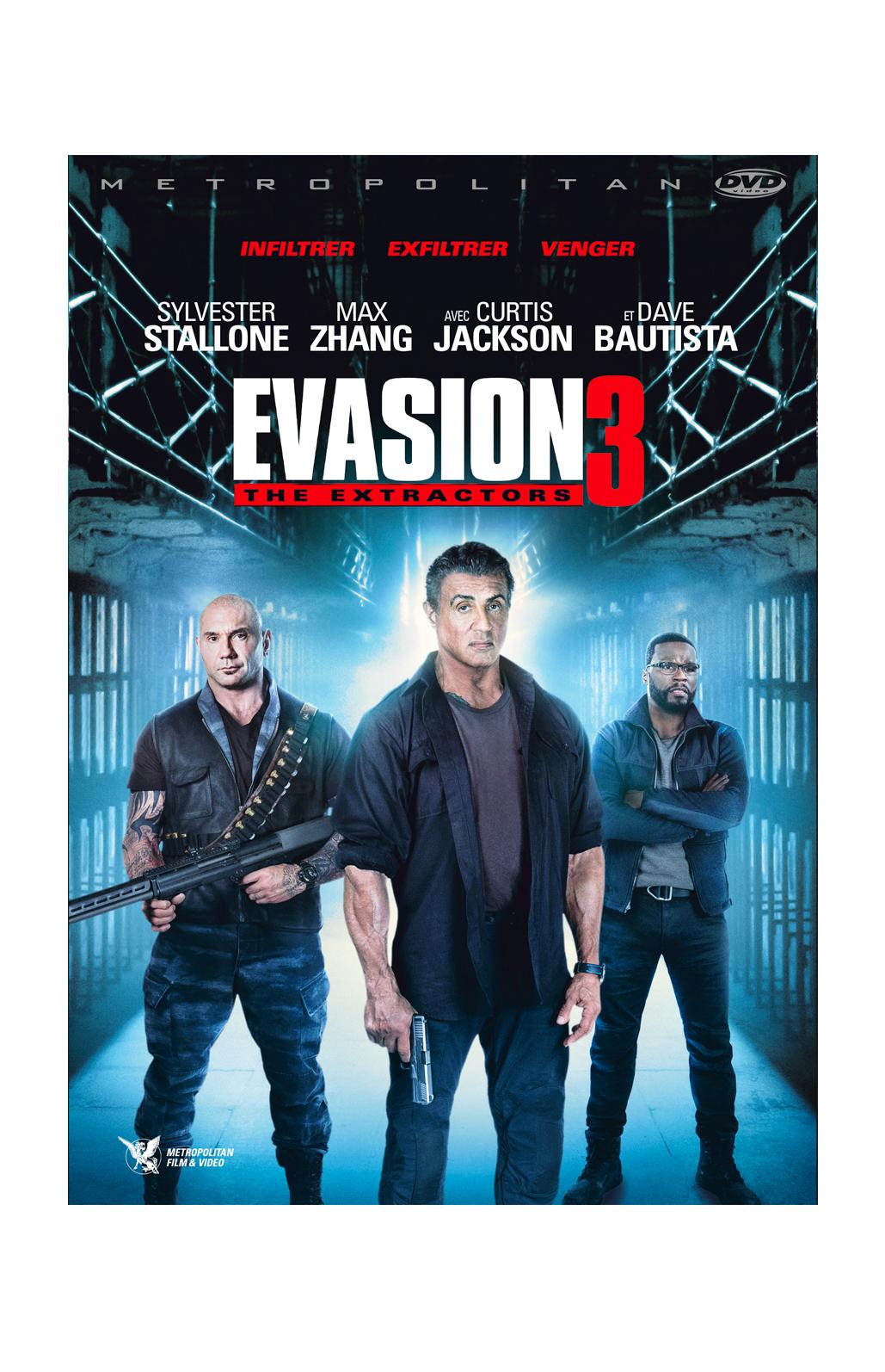 Evasion 3 streaming