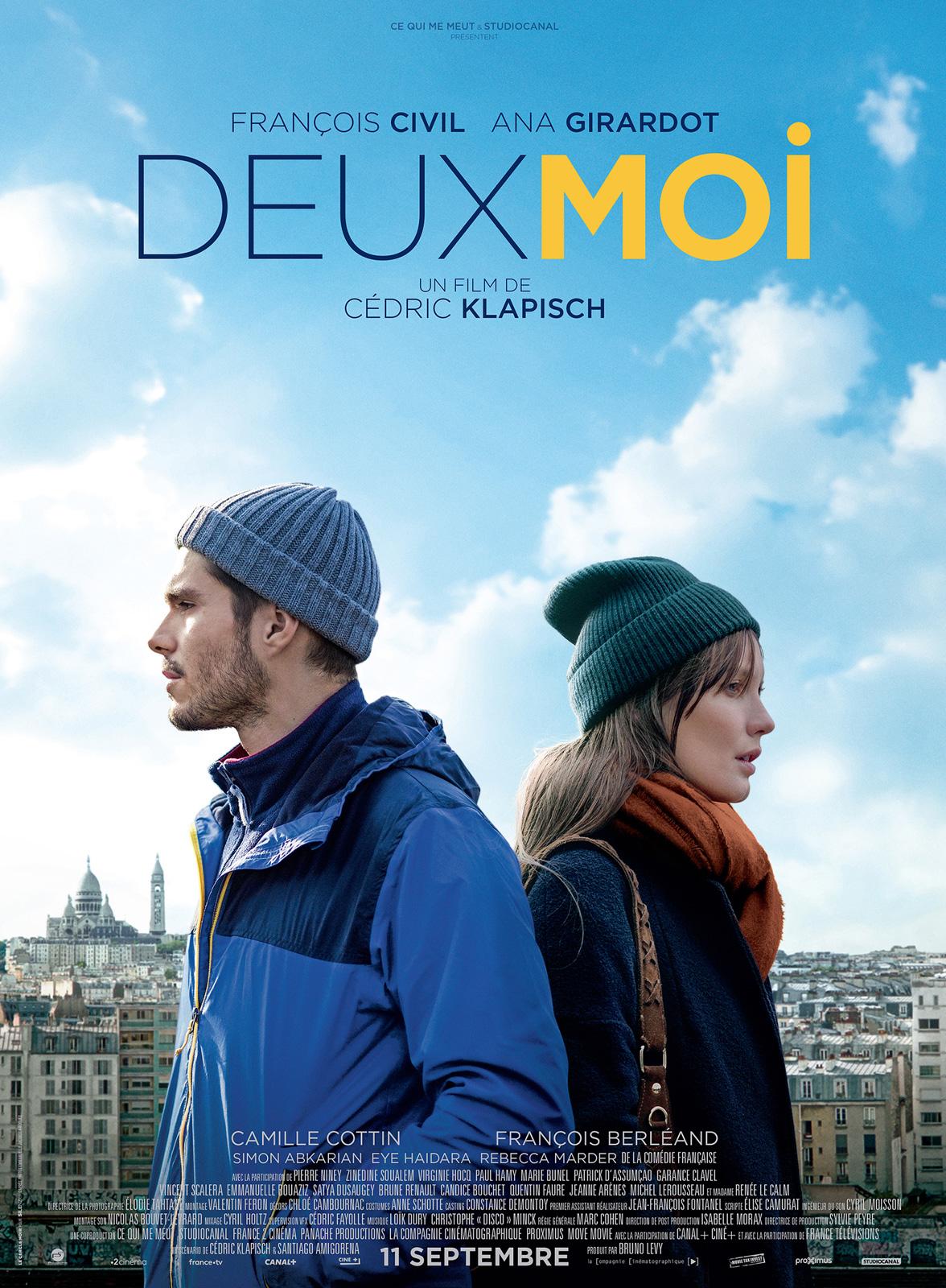 Deux moi - film 2018 - AlloCiné