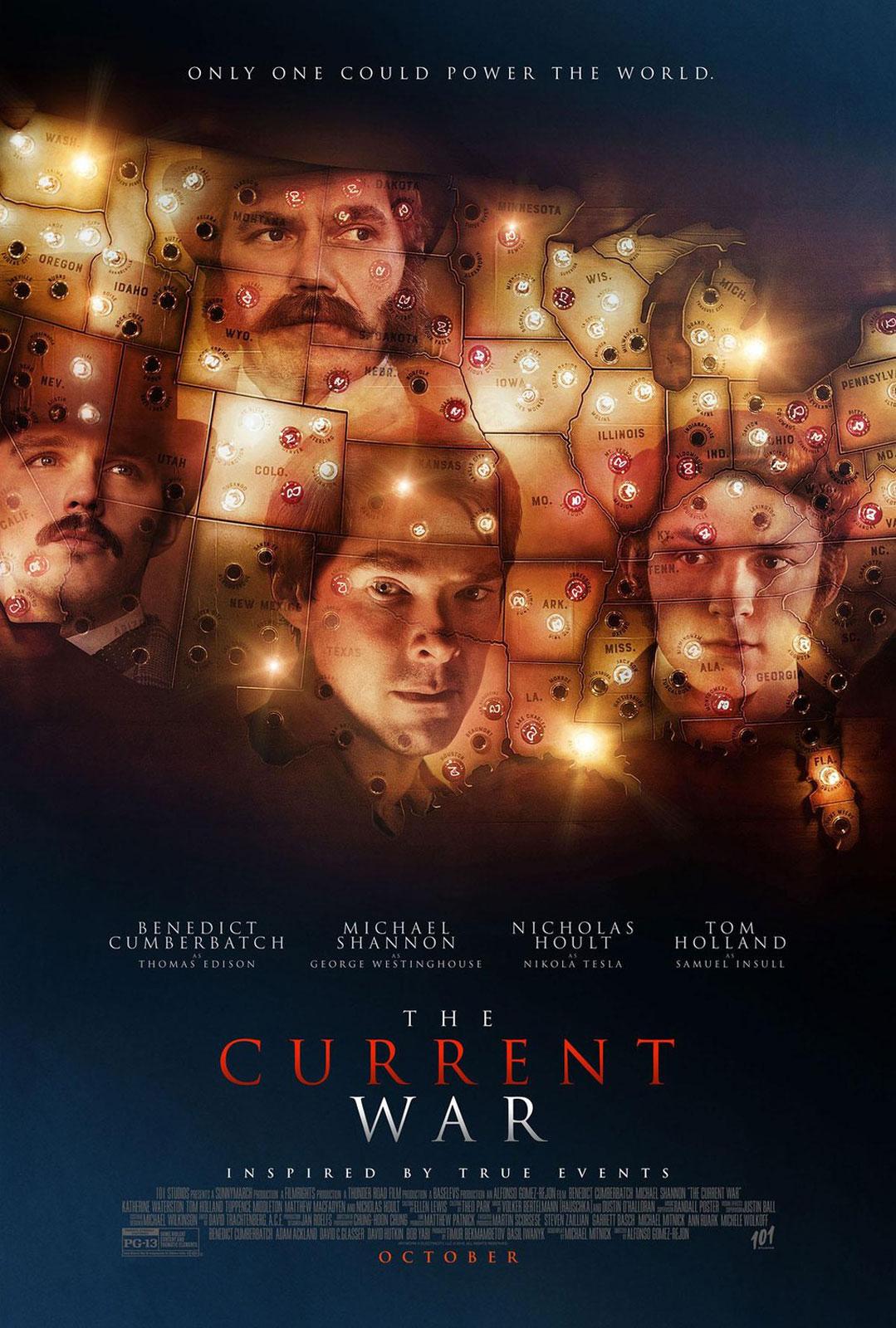 The Current War - film 2017 - AlloCiné