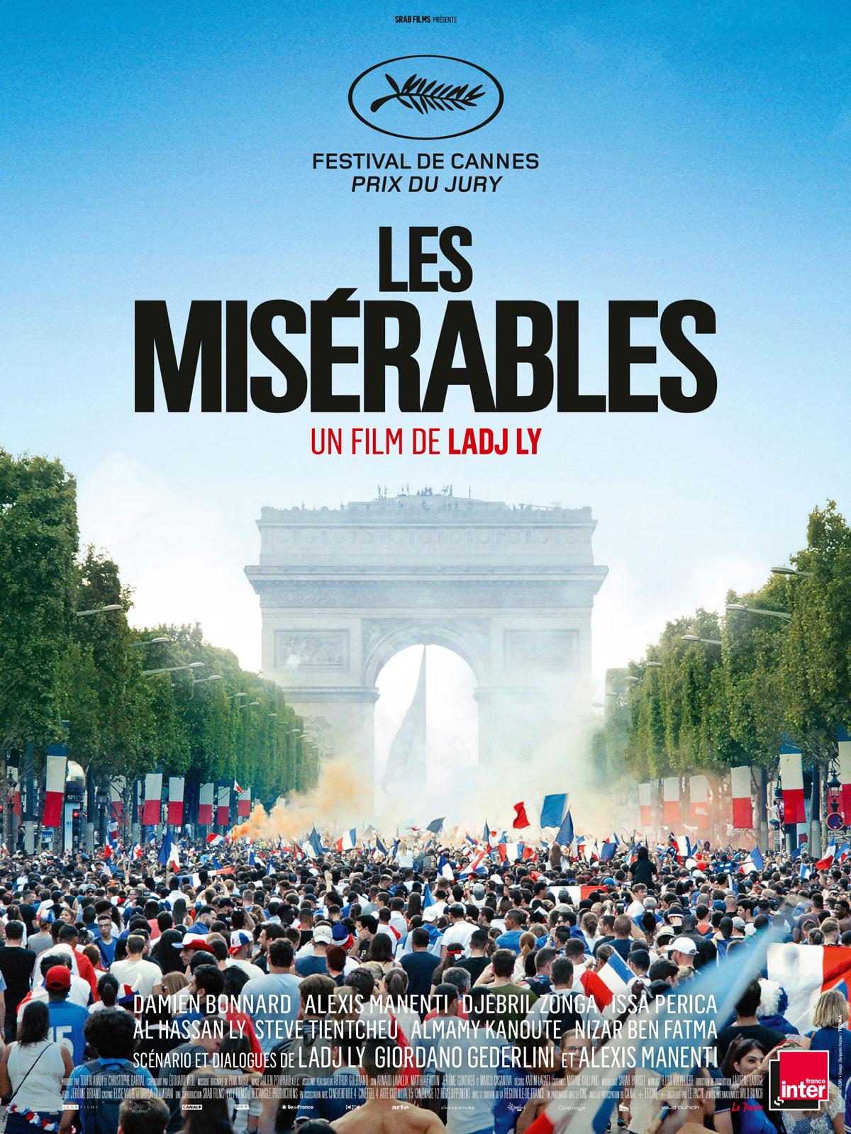 AfficheLes Misérables
