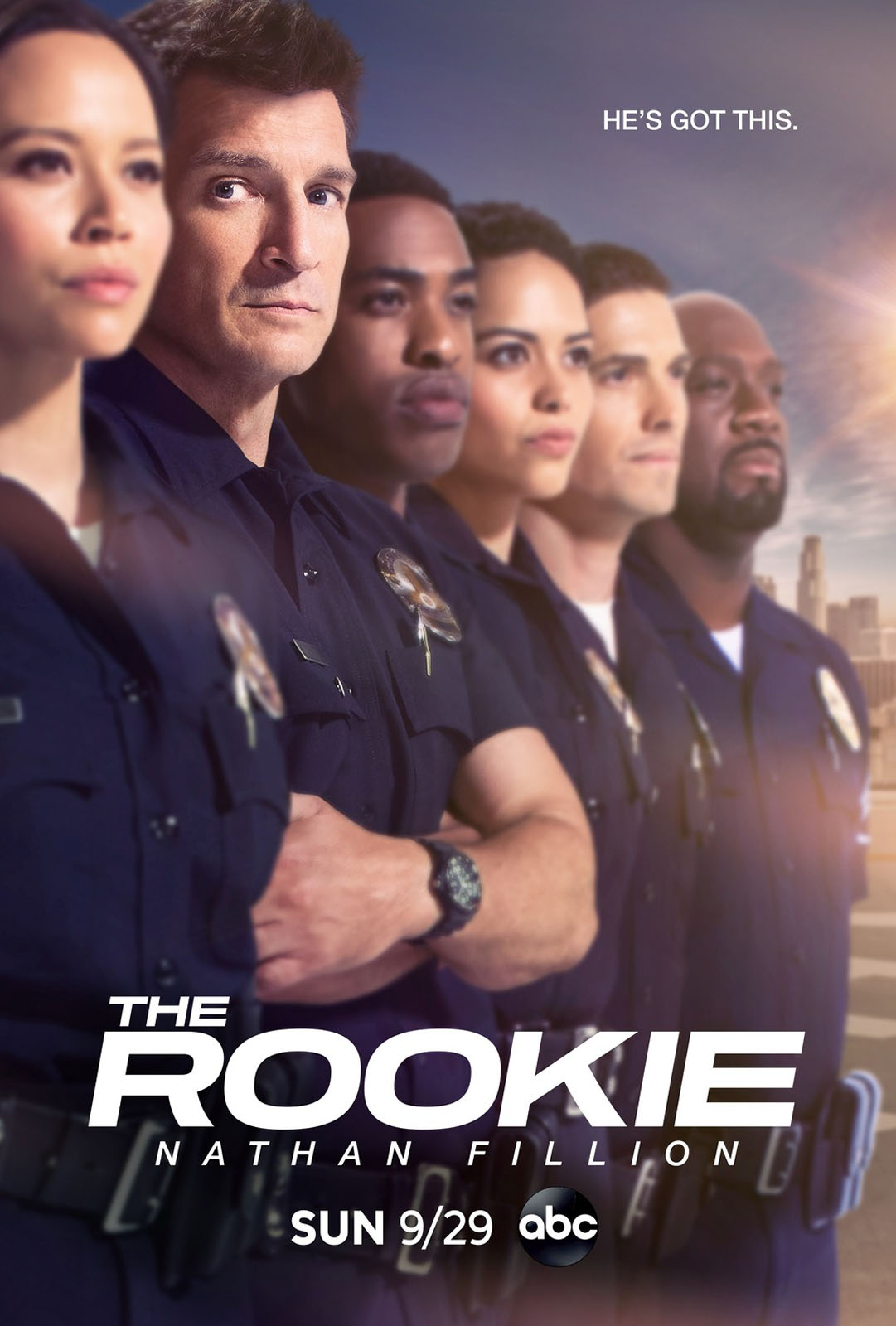 The Rookie : le flic de Los Angeles Saison 2 - AlloCiné