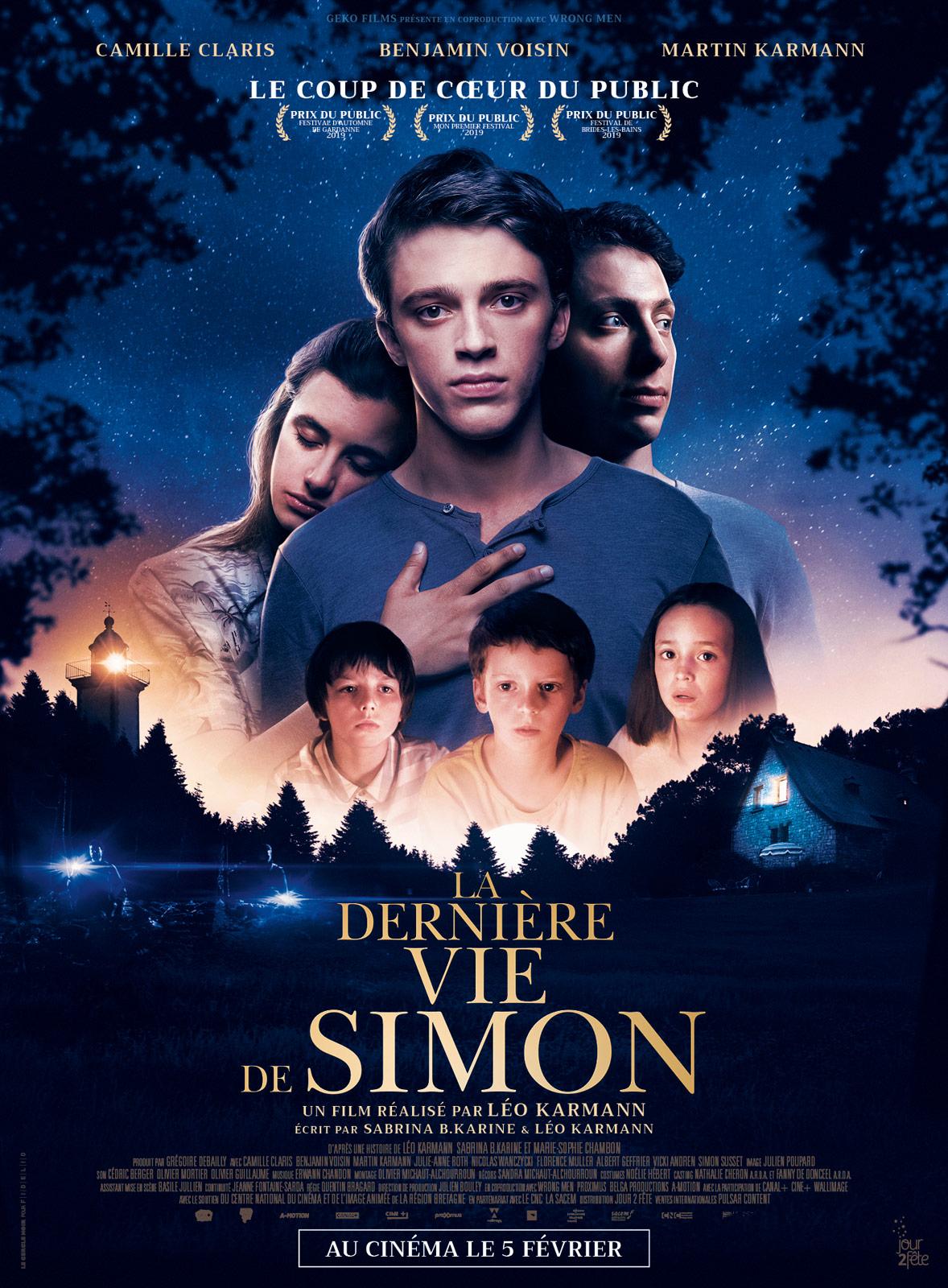 La Dernière Vie de Simon - film 2019 - AlloCiné