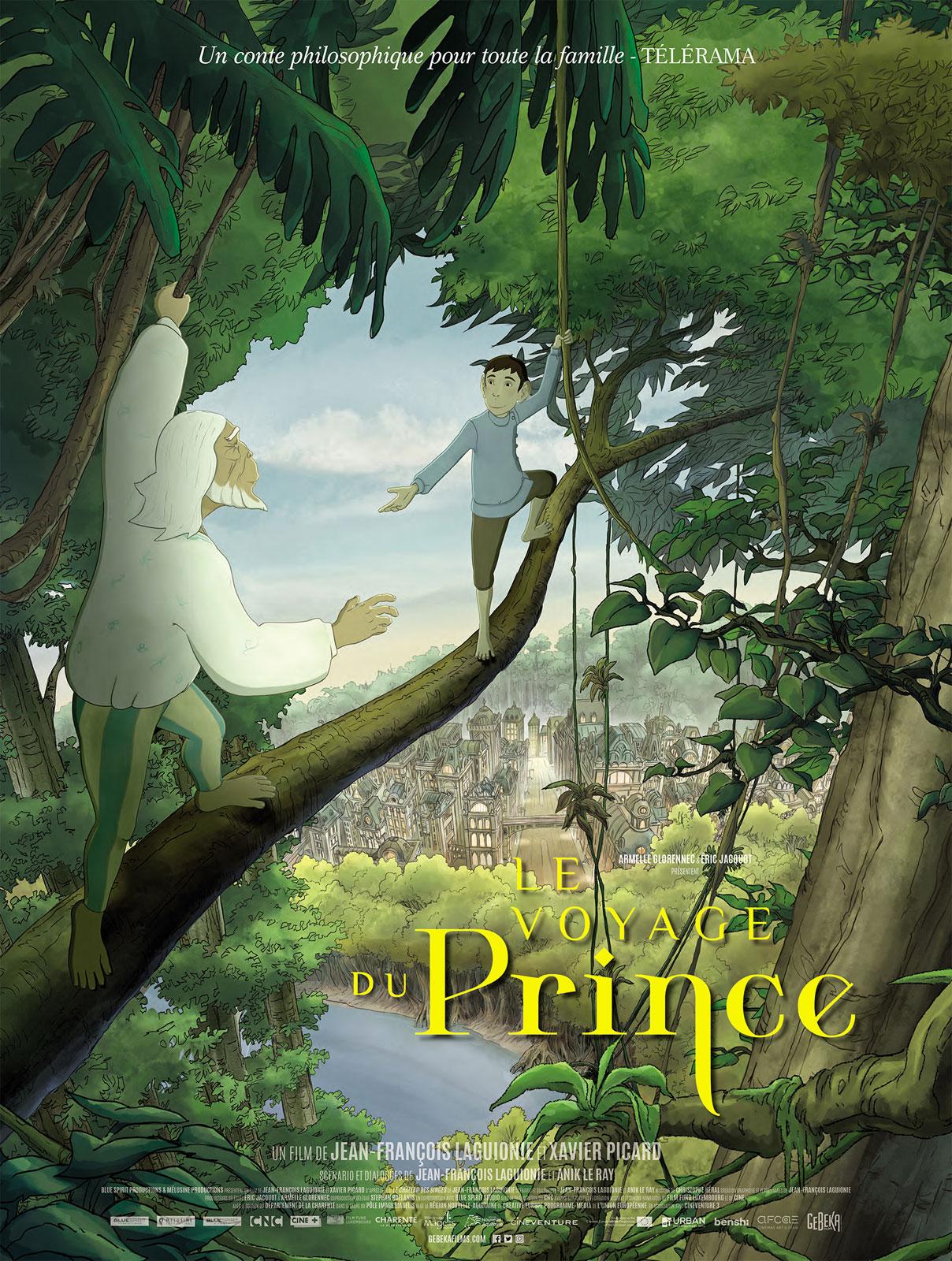 AfficheLe Voyage du Prince