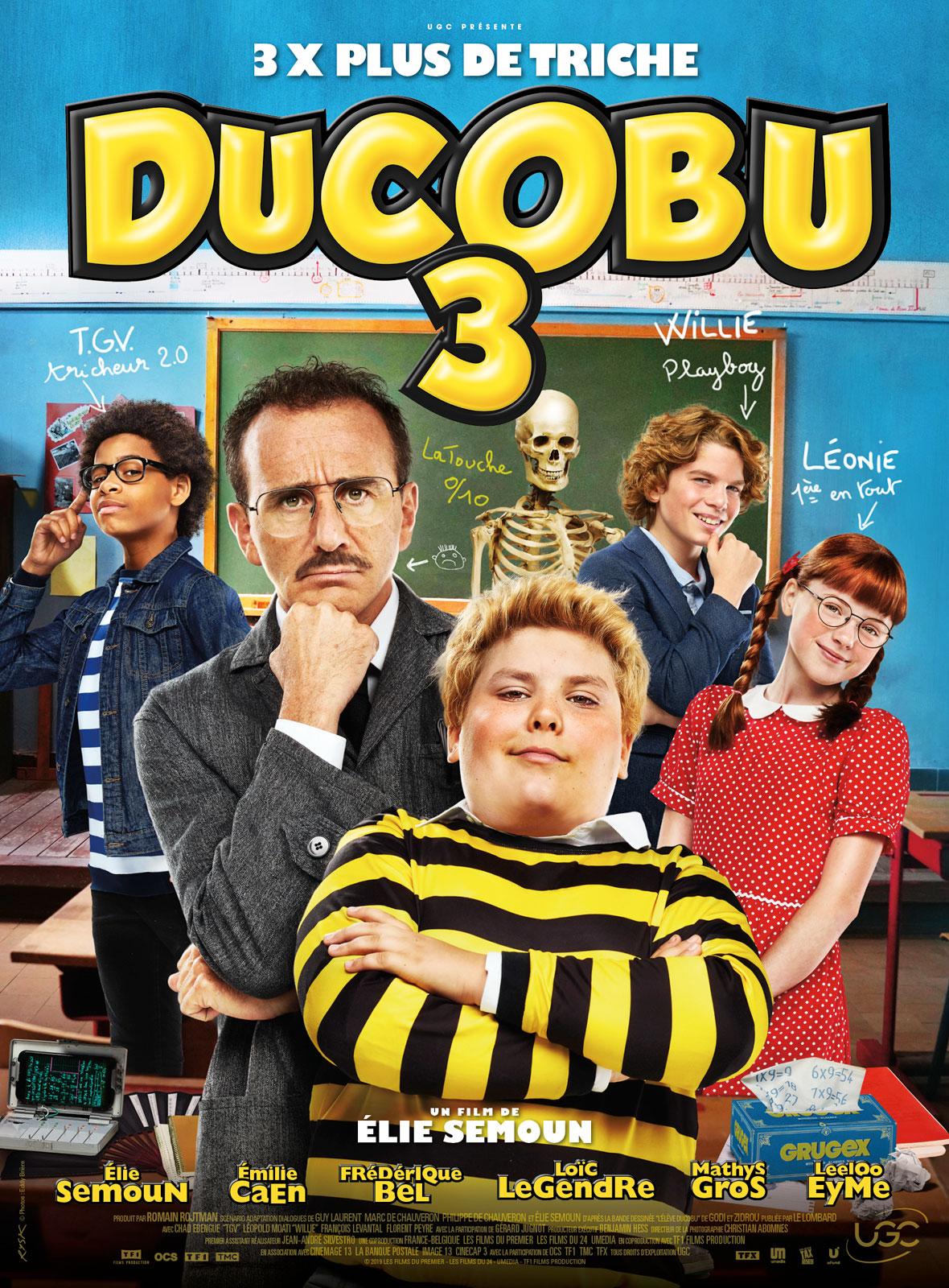 """Résultat de recherche d'images pour """"ducobu 3 film"""""""