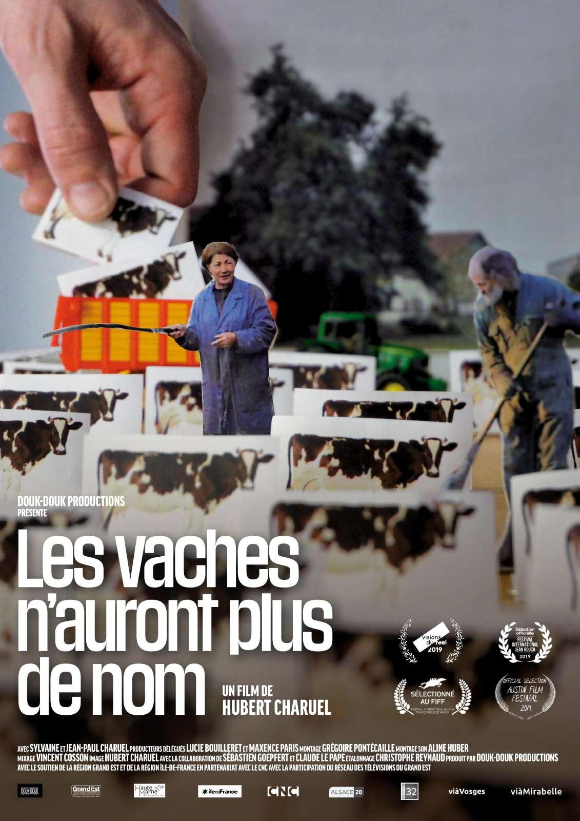 Les Vaches n'auront plus de nom - film 2019 - AlloCiné