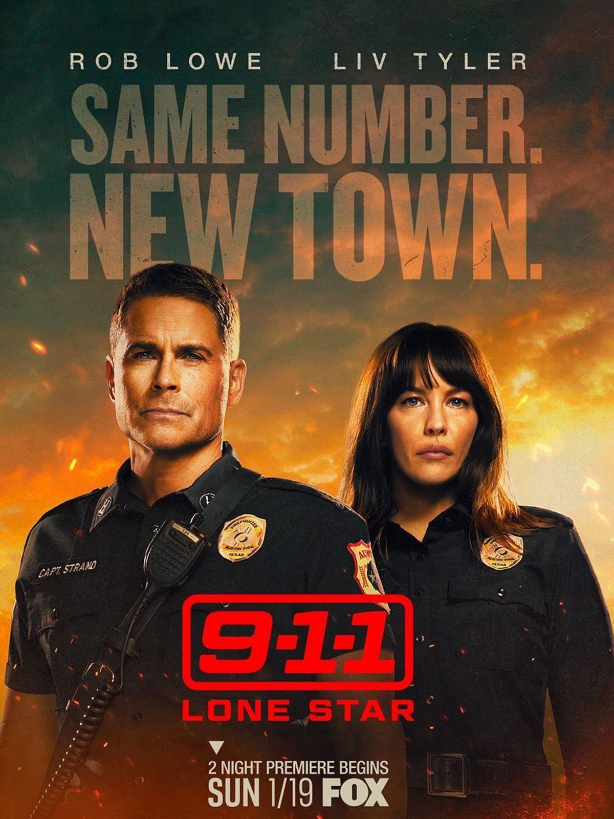 9-1-1: Lone Star - Série TV 2020 - AlloCiné