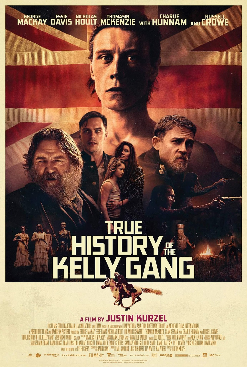 True History of the Kelly Gang - film 2019 - AlloCiné