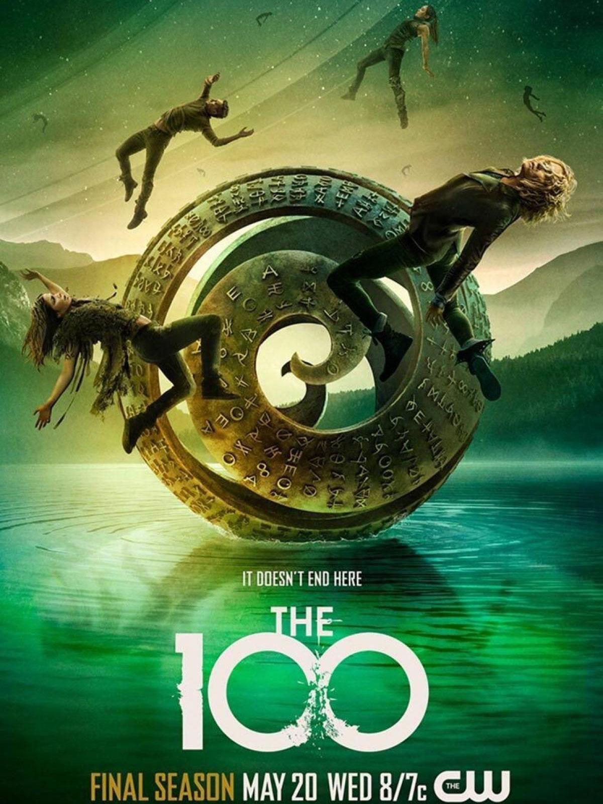 Les 100 Saison 7 - AlloCiné