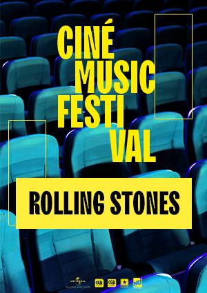 Ciné Music Festival: Rolling Stones in Cuba - Havana Moon - 2017