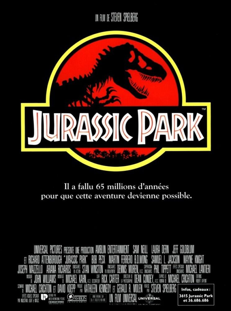 Jurassic Park streaming