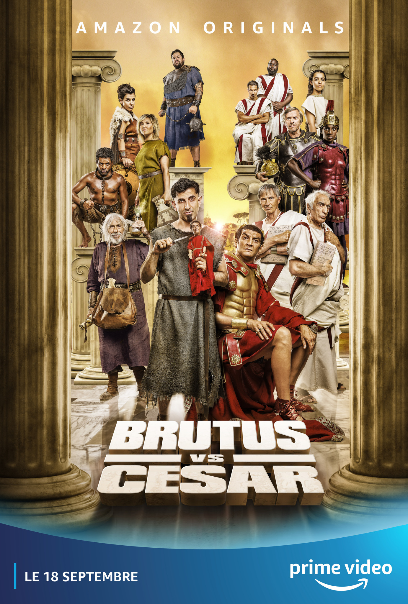 Brutus Vs César streaming