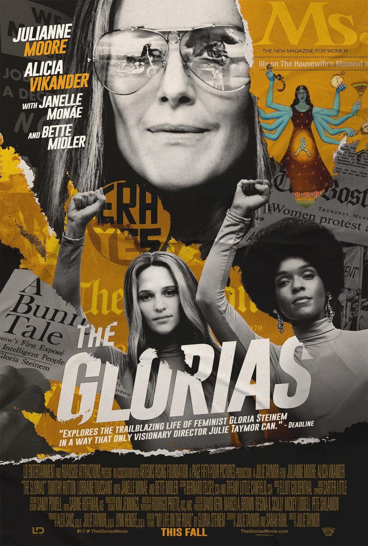 [好雷] 我的行進人生 The Glorias (2020)