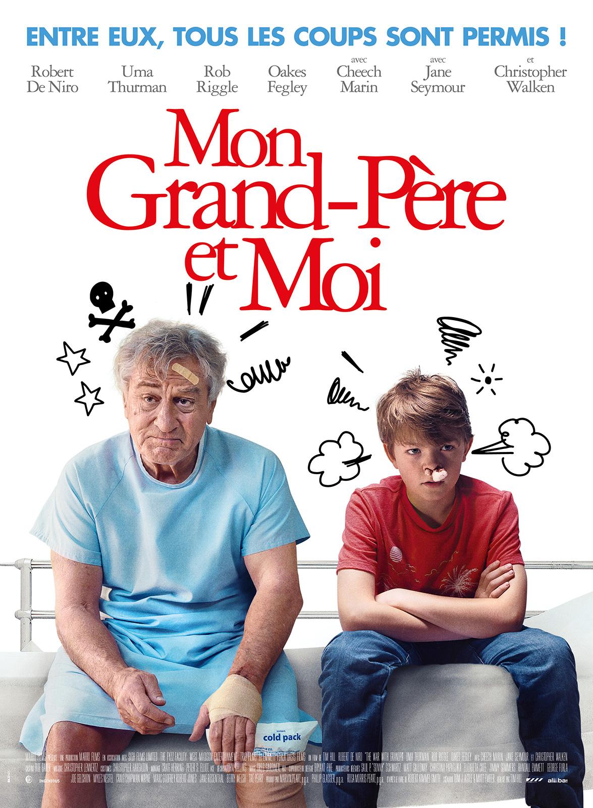 MON GRAND-PERE ET MOI