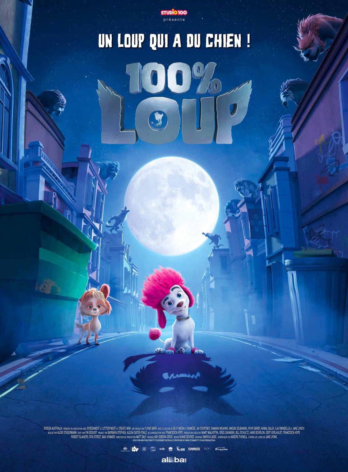 100% loup streaming