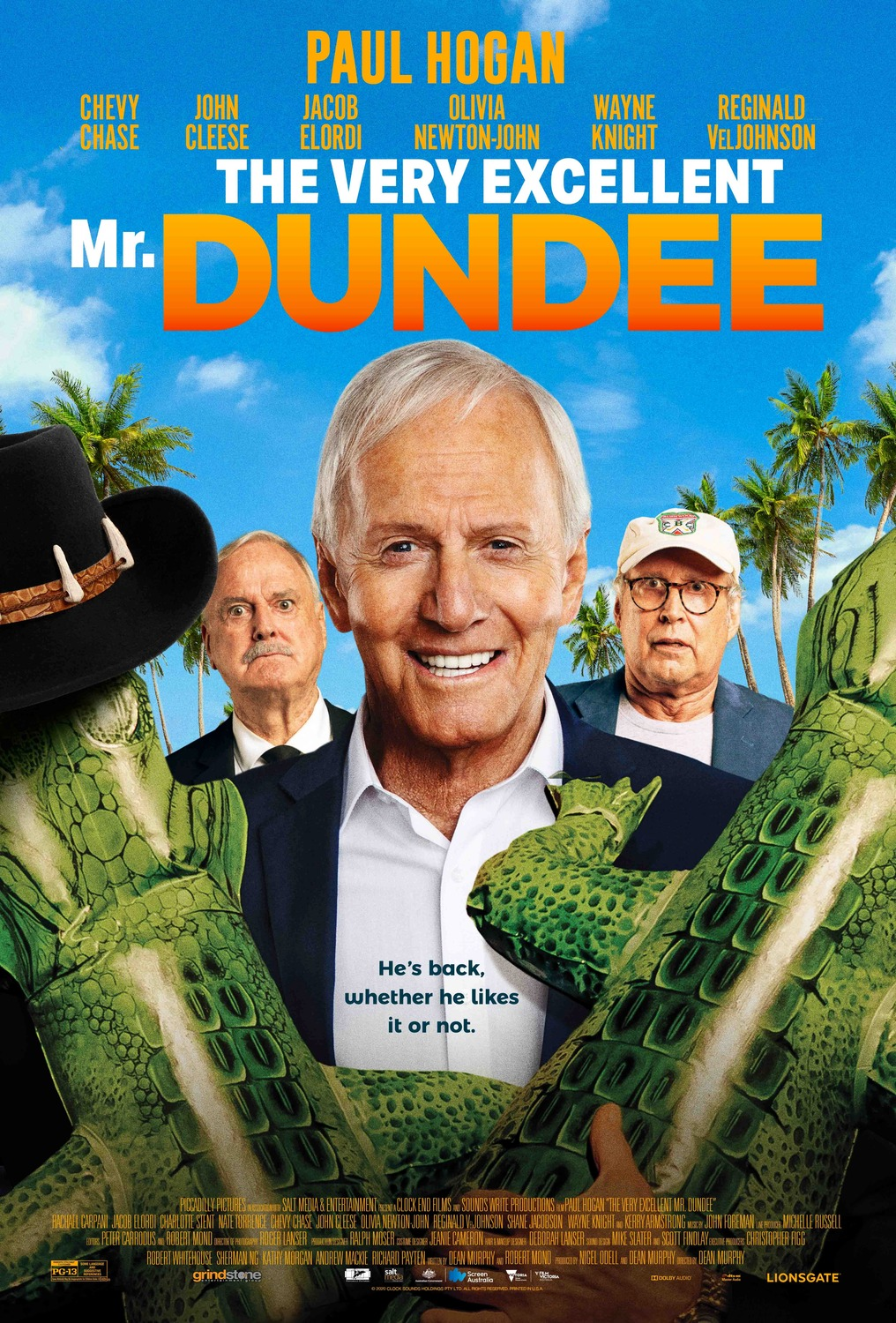 The Very Excellent Mr Dundee Film 2018 Allocine