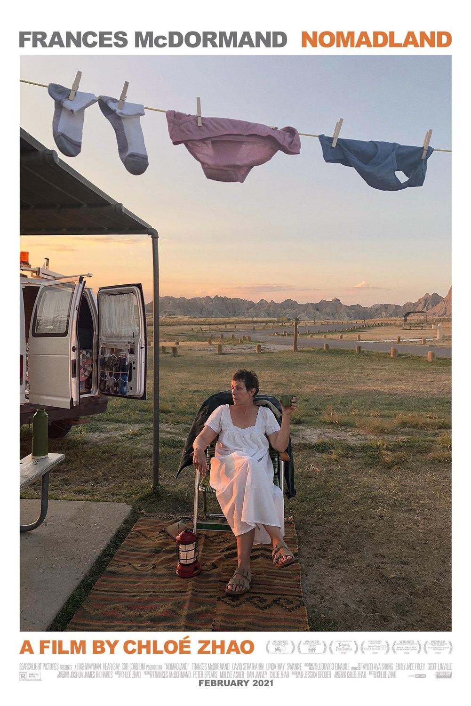 Affiche du film Nomadland - Photo 22 sur 24 - AlloCiné