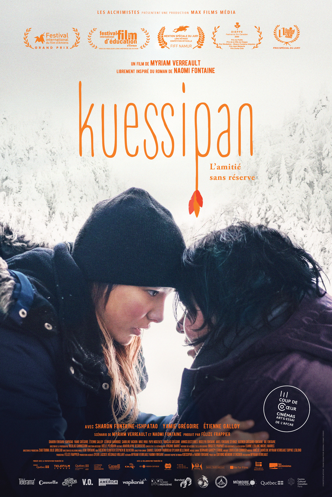 Kuessipan streaming