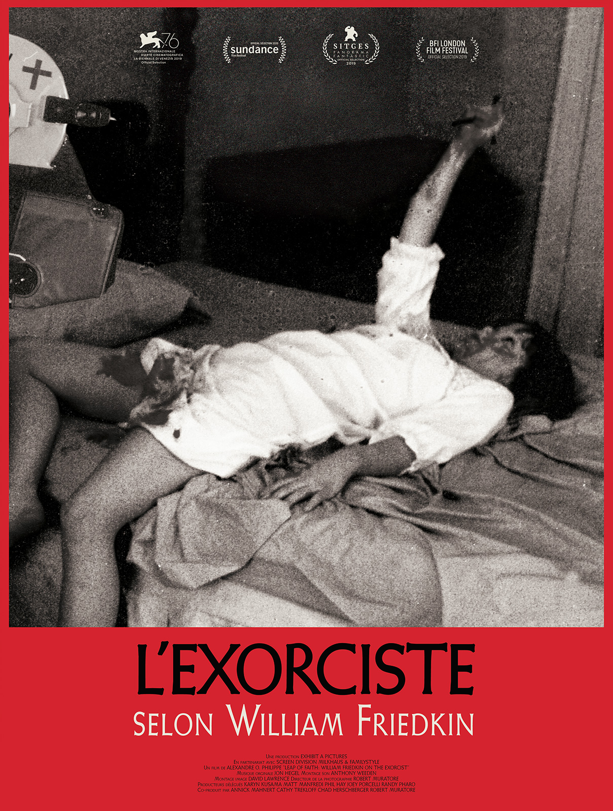 L'Exorciste selon William Friedkin streaming
